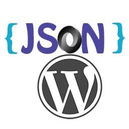 WordPress JSON API