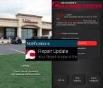Joe Hudson Collision Center Mobile App